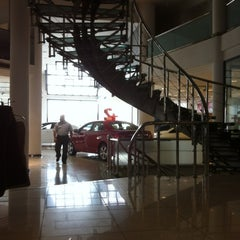 Photo taken at Toyota Plaza Toyan by Cem A. on 7/6/2012