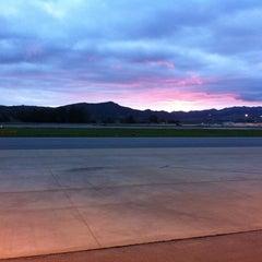 Photo taken at San Luis Obispo County Regional Airport (SBP) by Jillian M. on 12/24/2010