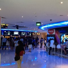 Photo taken at Cathay Cineplex by Ramses B. on 5/27/2012