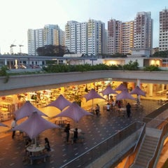 Photo taken at Tiong Bahru Market & Food Centre by Chester T. on 1/6/2012