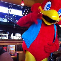 Photo taken at Red Robin Gourmet Burgers by Sidley H. on 5/24/2012