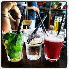 Photo taken at Geca Pub by Cristina P. on 7/1/2012