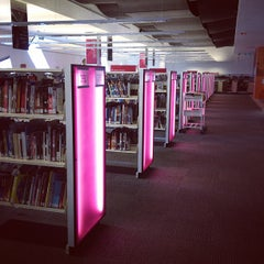 Photo taken at Brisbane Square Library by Nick H. on 11/17/2011