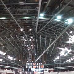 Photo taken at honda center section 422 by Tamra B. on 2/7/2012