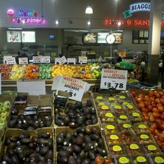 Photo taken at Glazier's Food Marketplace by Brian H. on 11/19/2011