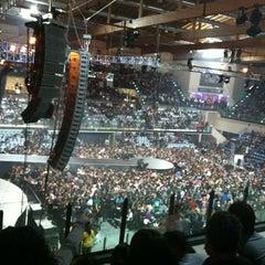 Photo taken at 105 Stadium by Niky S. on 2/22/2012