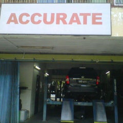 Photo taken at Accurate by BS H. on 6/6/2012