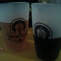 Photo taken at Wurstfest by Chris W. on 11/12/2011