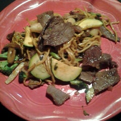 Photo taken at HuHot Mongolian Grill by Bethany P. on 8/9/2012