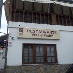 Photo taken at Restaurante Vera e Pedro by Miguel L. on 7/4/2012