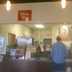 Photo taken at Goodcents Deli Fresh Subs by Tage G. on 9/27/2011