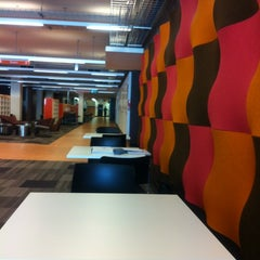 Photo taken at UNSW Main Library by Jessica Y. on 11/15/2011