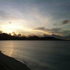 Photo taken at Beachside Villas by John K. on 9/28/2011