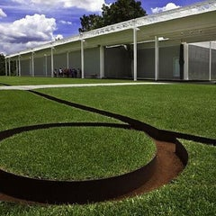 Photo taken at The Menil Collection by Stefan P. on 4/3/2011