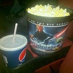 Photo taken at Waterworks Cinema by Bruna P. on 2/15/2012