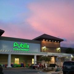 Photo taken at Publix by Zach R. on 8/22/2011
