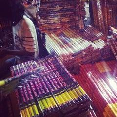 Photo taken at Pasar Asemka by Joshua Ega Y. on 8/18/2012