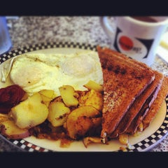 Photo taken at The Breakfast Club by Alyssa M. on 6/17/2012