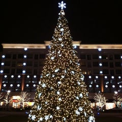 Photo taken at Bayshore Town Center by Kyle S. on 2/4/2011
