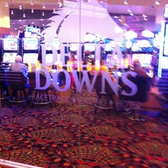 Photo taken at Delta Downs Racetrack, Casino & Hotel by Jay J. on 6/9/2012
