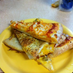Photo taken at Cicis by Ben T. on 9/23/2011