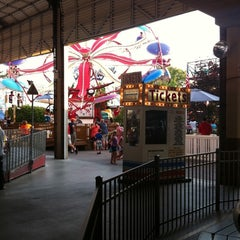Photo taken at Funland by James C. on 6/29/2012
