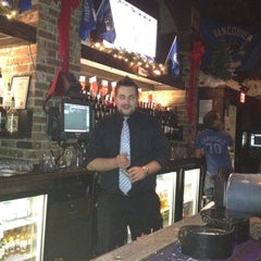 Photo taken at St. Regis Bar & Grill by Katrina V. on 1/2/2012