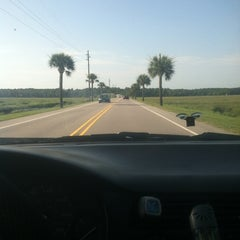 Photo taken at Parris Island, SC by Zac D. on 5/31/2012