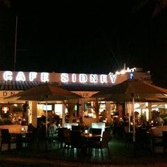 Photo taken at Cafe Sydney Ibiza by Frank M. on 9/30/2011