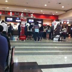 Photo taken at Cinemark by Bruno B. on 5/1/2012