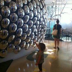 Photo taken at Discovery World at Pier Wisconsin by Andrew S. on 8/28/2011