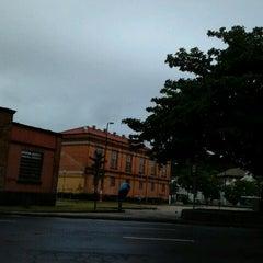 Photo taken at Praça Antônio Carlos by Mariana R. on 1/29/2012