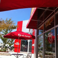 Photo taken at Red Mango by Christopher M. on 8/3/2011