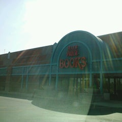 Photo taken at Half Price Books by Jenny M. on 6/30/2012