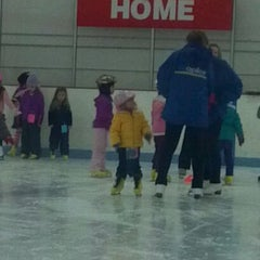 Photo taken at Vacaville Ice Sports by James S. on 1/18/2012