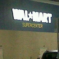 Photo taken at Walmart Supercenter by Joseph D. on 9/11/2011