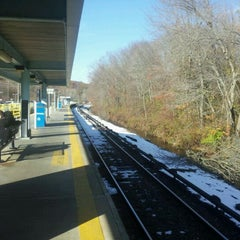 Photo taken at Metro North - Southeast Train Station by Richard B. on 11/2/2011