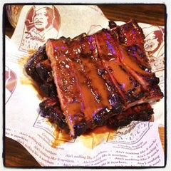 Photo taken at Dreamland Bar-B-Que Ribs by Ross C. on 10/27/2011