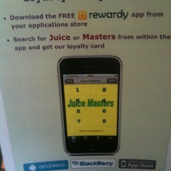 Photo taken at Juice Masters by VideoDanceTV on 9/11/2011