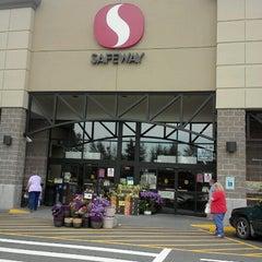 Photo taken at Safeway by JenniJeray P. on 7/17/2012