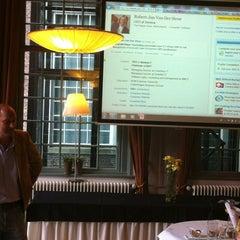 Photo taken at 't Meisjeshuis by Jeroen G. on 6/4/2012