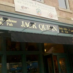 Photo taken at Jack Quinn's by Éamon P. on 9/15/2011