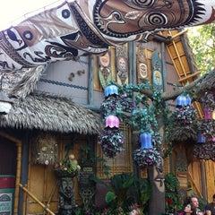 Photo taken at Enchanted Tiki Room by Mark B. on 1/20/2011
