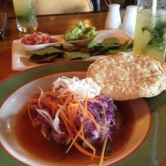 Photo taken at La Laguna Restaurant & Lounge by Freddy H. on 6/1/2012