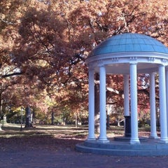 Photo taken at University of North Carolina at Chapel Hill by Whitney S. on 11/11/2011