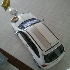 Photo taken at Distribuidor Autorizado Chevrolet (Rivero Motors, S.A. de C.V) by Isabel F. on 6/9/2012