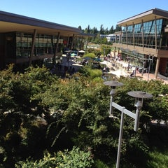 Photo taken at Microsoft Commons by Lisa K. on 9/4/2012