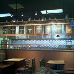 Photo taken at Pancheros Mexican Grill by Nick S. on 6/18/2012