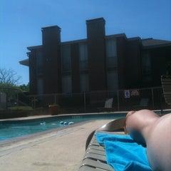 Photo taken at Coronado Pool by Andrea E. on 3/26/2012