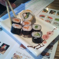 Photo taken at Nagoya Sushi & Grill by Desirée S. on 5/29/2012
